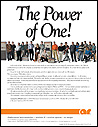 Power of One Ad