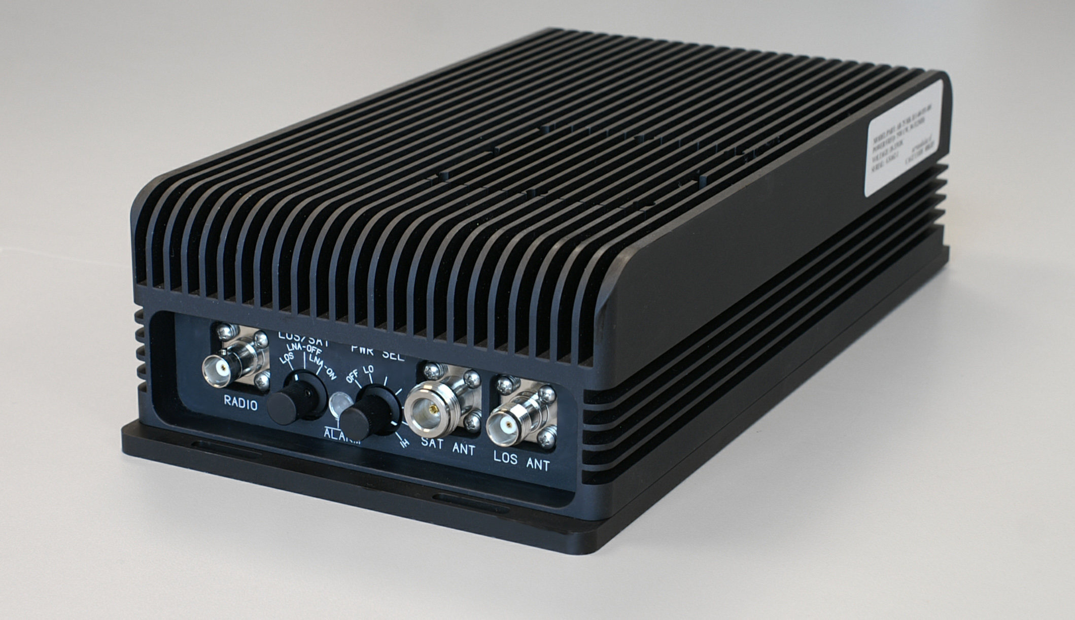 ar 75 tactical booster amplifier from ar modular rf