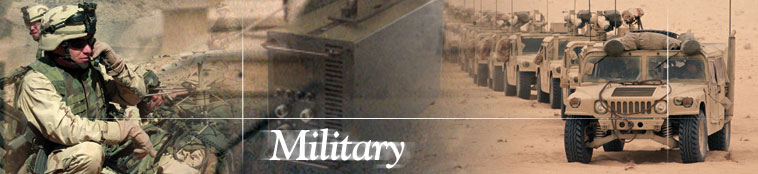 Military Amplifier Systems